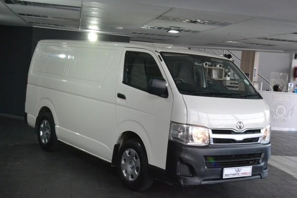 2011 Toyota Quantum 2.7 Fc Pv  Gauteng Roodepoort_0