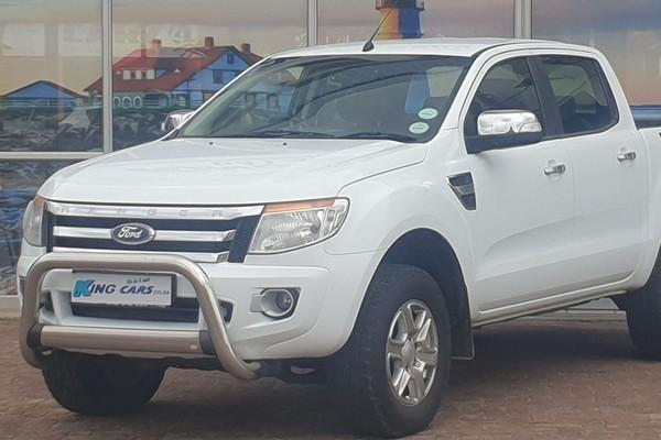 2012 Ford Ranger 3.2tdci Xlt 4x4 At Pu Dc  Eastern Cape Port Elizabeth_0