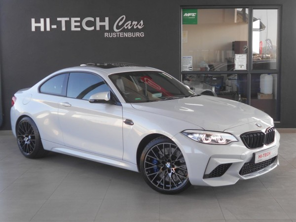 2019 BMW M2 Coupe M-DCT Competition F87 with 19000km North West Province Rustenburg_0