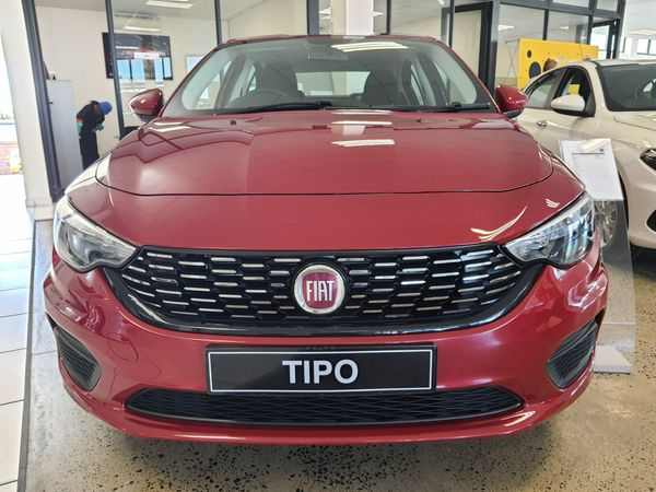 2020 Fiat Tipo 1.6 Pop Auto Eastern Cape East London_0