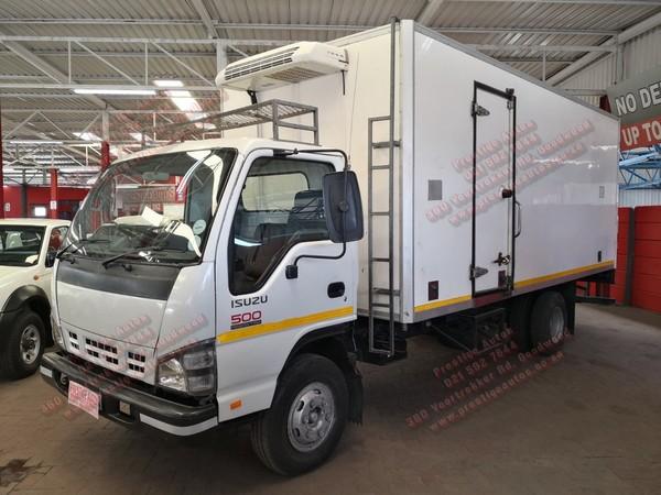 2006 Isuzu NQR 500 Fc Cc  Western Cape Goodwood_0