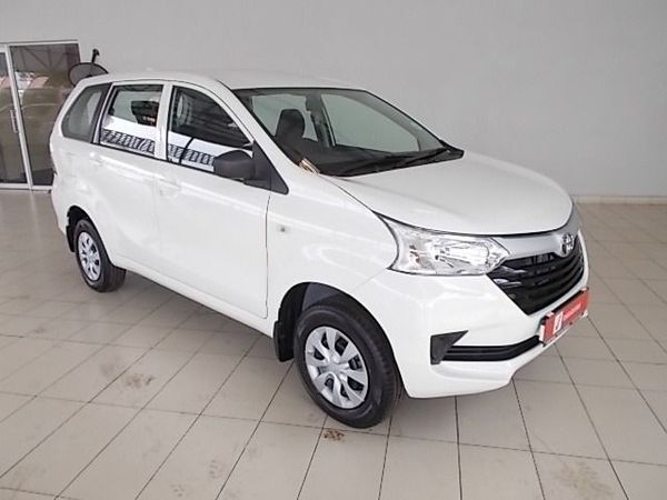 2020 Toyota Avanza 1.3 S North West Province Potchefstroom_0