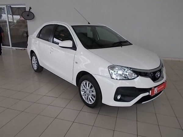 2020 Toyota Etios 1.5 Xs  North West Province Potchefstroom_0