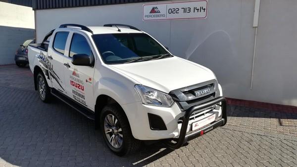 2020 Isuzu D-MAX 250 HO Hi-Rider Auto Double Cab Bakkie Western Cape Vredenburg_0