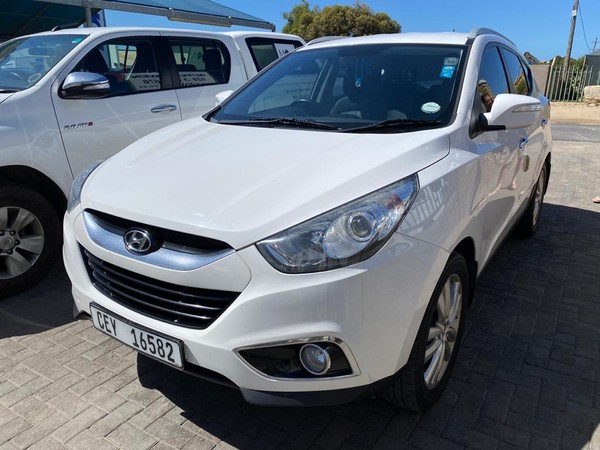 2013 Hyundai iX35 2.0 Gls At  Western Cape Hermanus_0