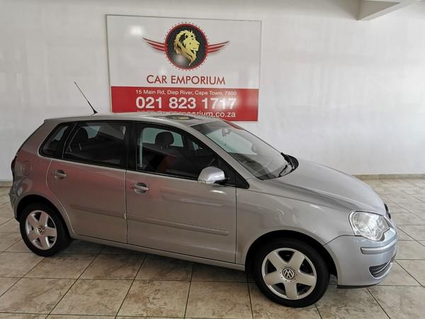 2007 Volkswagen Polo 1.6 Comfortline  Western Cape Diep River_0