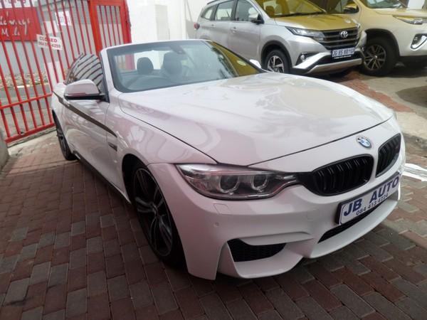2016 BMW 4 Series 420i Convertible M Sport Auto Gauteng Bramley_0