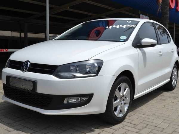 2013 Volkswagen Polo 1.4 Comfortline 5dr  North West Province Klerksdorp_0