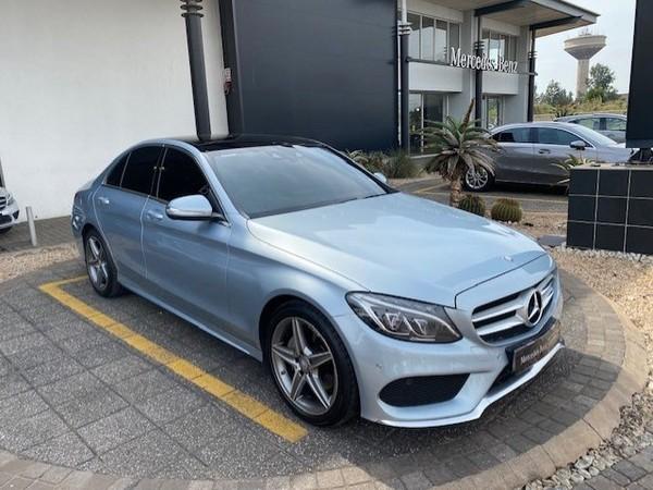 2015 Mercedes-Benz C-Class C200 AMG line Auto Mpumalanga Witbank_0