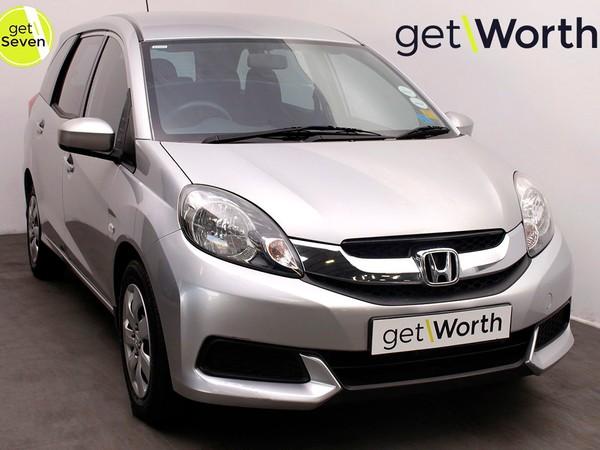 2014 Honda Mobilio 1.5 Comfort Western Cape Milnerton_0