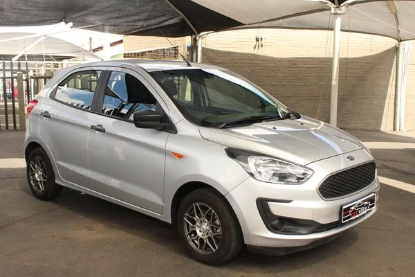 2019 Ford Figo 1.5 Titanium 5-Door Gauteng Johannesburg_0