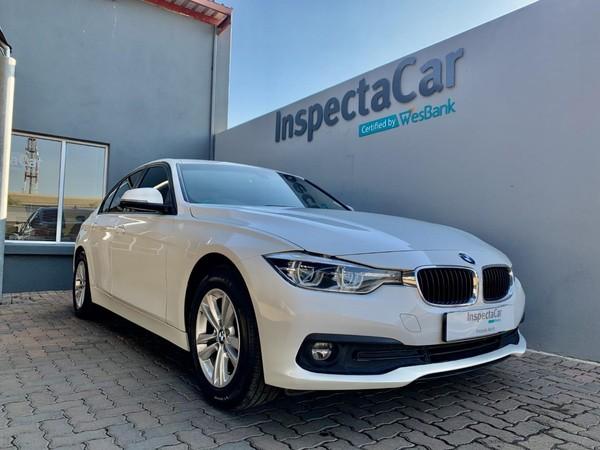 2018 BMW 3 Series 320D Auto Gauteng Pretoria_0