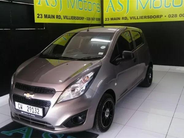 2015 Chevrolet Spark 1.2 Campus 5dr  Western Cape Villiersdorp_0