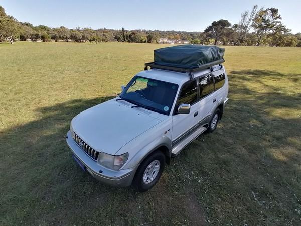 1998 Toyota Prado Vx V6 At 5 Seat  Eastern Cape Port Elizabeth_0