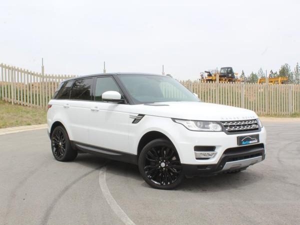 2014 Land Rover Range Rover Sport 3.0 SDV6 HSE Gauteng Kyalami_0