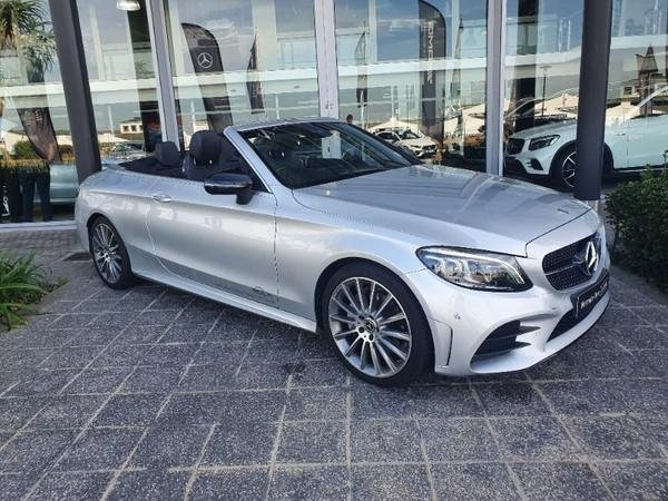 2020 Mercedes-Benz C-Class C200 Cabriolet Auto Western Cape Somerset West_0