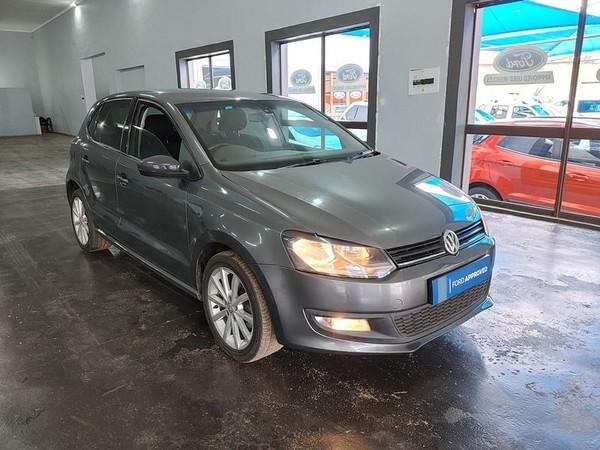 2014 Volkswagen Polo 1.2 TSI Highline 81KW Northern Cape Kuruman_0