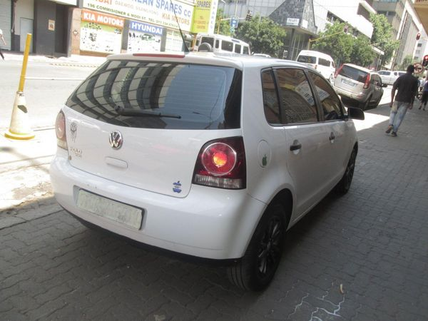2012 Volkswagen Polo Vivo 1.4 5Dr Gauteng Johannesburg_0