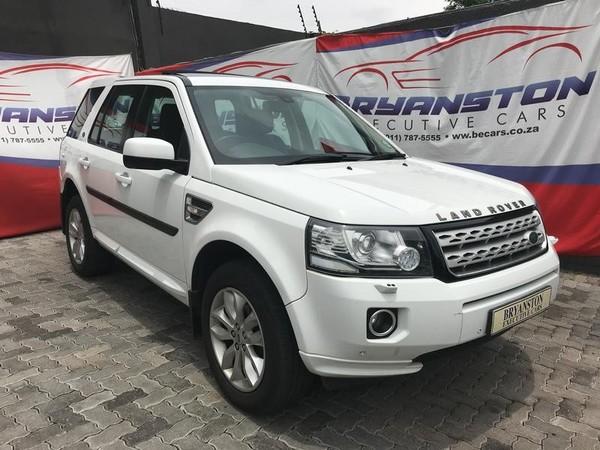 2014 Land Rover Freelander Ii 2.2 Sd4 Se At  Gauteng Randburg_0