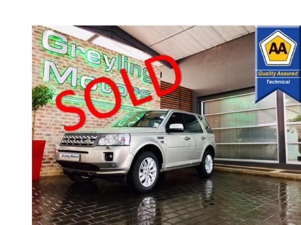 2011 Land Rover Freelander Ii 2.2 Sd4 Se At  Gauteng Pretoria_0