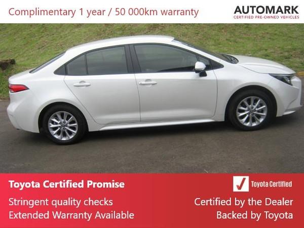 2020 Toyota Corolla 1.8 XS CVT Kwazulu Natal Stanger_0