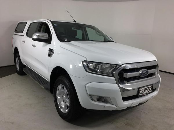 2018 Ford Ranger 2.2TDCi XLT Auto Double Cab Bakkie Kwazulu Natal Eshowe_0