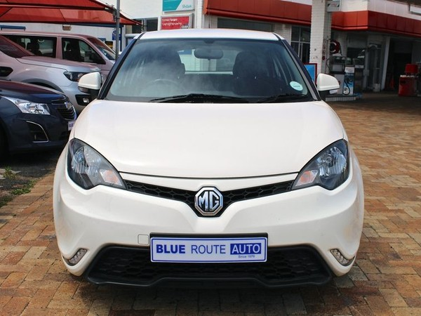 2017 MG MG3 1.5 Style Western Cape Cape Town_0