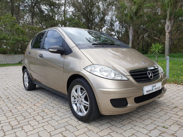 2007 Mercedes-Benz A-Class A 170 Classic At  Eastern Cape Port Elizabeth_0