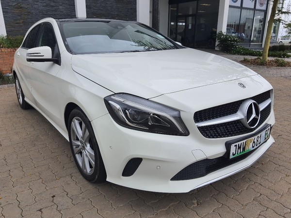 2018 Mercedes-Benz A-Class A 200d Auto Eastern Cape East London_0