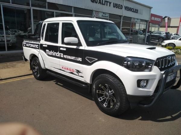 2020 Mahindra PIK UP 2.2 mHAWK S11 Auto Double Cab Bakkie Kwazulu Natal Pietermaritzburg_0