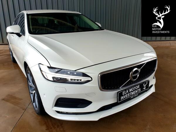 2018 Volvo S90 D4 Momentum GEARTRONIC Mpumalanga Middelburg_0
