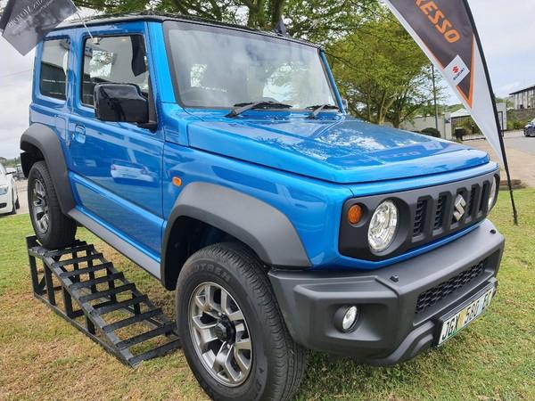 2018 Suzuki Jimny 1.5 GLX Auto Eastern Cape East London_0