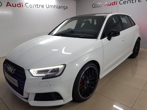 2020 Audi S3 SPORTBACK STRONIC 228KW Kwazulu Natal Umhlanga Rocks_0