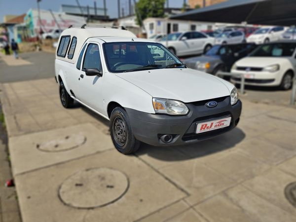 2012 Ford Bantam 1.6i Ac Pu Sc  Kwazulu Natal Durban_0