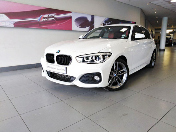 2016 BMW 1 Series 125i M Sport 5DR Auto f20 Gauteng Four Ways_0