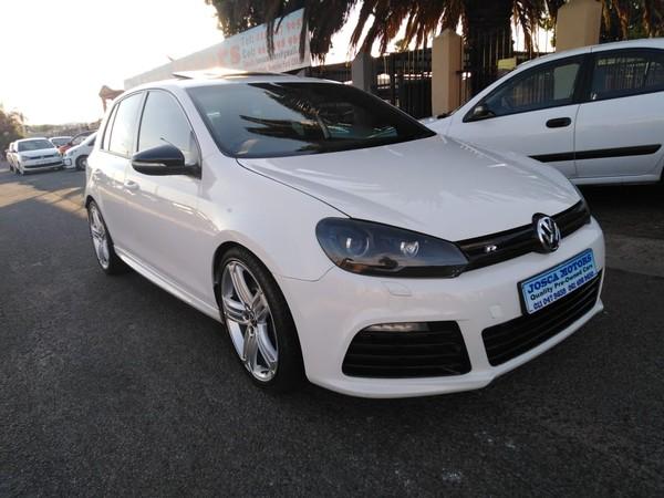 2011 Volkswagen Golf Vi 2.0 Tsi R Dsg  Gauteng Kempton Park_0