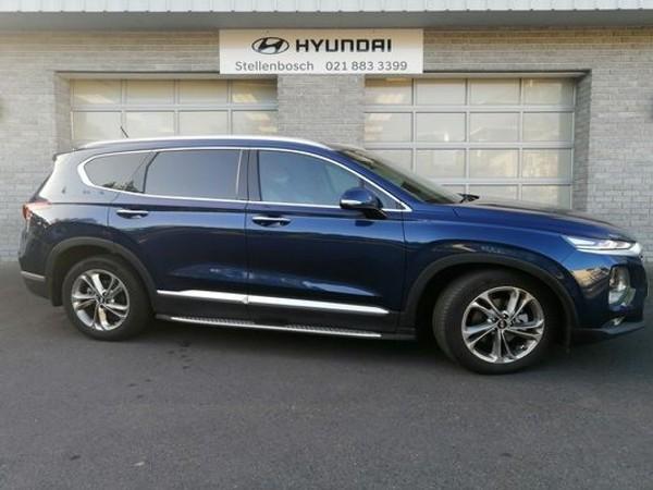 2020 Hyundai Santa Fe R2.2 Executive Auto 7 SEAT Western Cape Stellenbosch_0