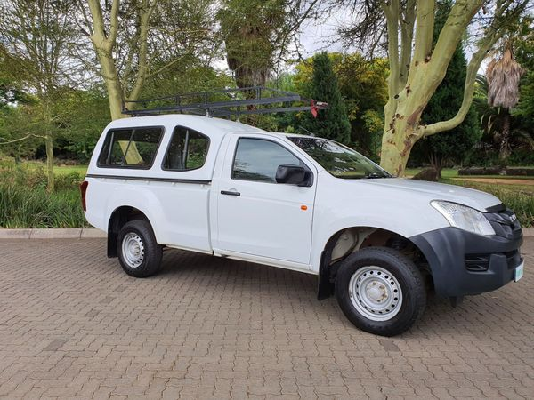 2016 Isuzu KB Series 250 D-TEQ Fleetside Safety Single cab Bakkie Gauteng Pretoria_0