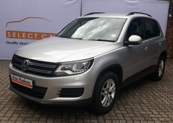 2014 Volkswagen Tiguan 2.0 Tdi Bmot Trend-fun  Mpumalanga Nelspruit_0