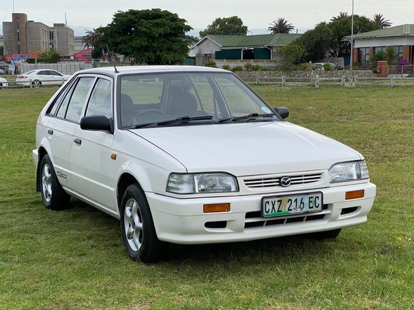 2003 Mazda 323 1.3 Glc  Eastern Cape Port Elizabeth_0
