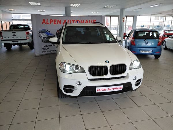 2012 BMW X5 Xdrive30d At  Western Cape Parow_0