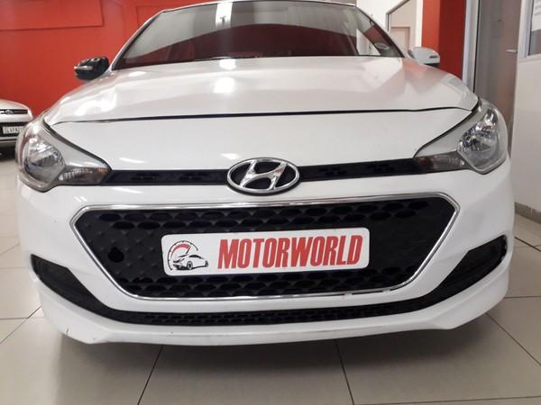 2016 Hyundai i20 1.4 N Series Kwazulu Natal Durban_0
