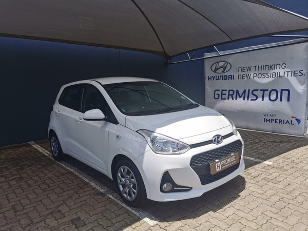 2018 Hyundai Grand i10 1.0 Motion Gauteng Germiston_0