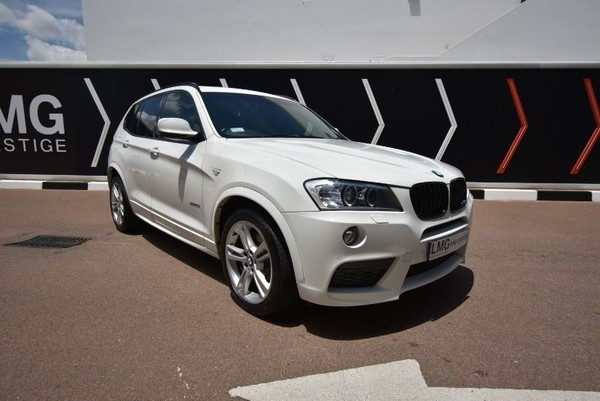 2013 BMW X3 Xdrive20i  M-sport At  Gauteng Pretoria_0