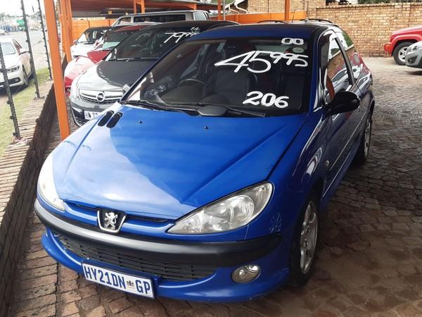 2000 Peugeot 206 Gti  Gauteng Boksburg_0