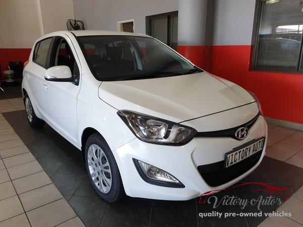 2015 Hyundai i20 1.4 Fluid with 92000km Western Cape Brackenfell_0