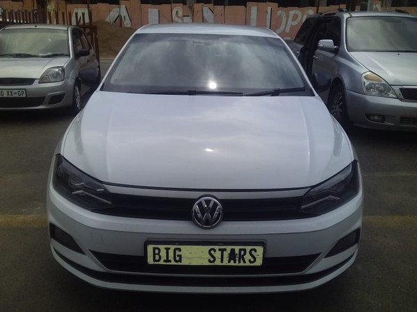 2018 Volkswagen Polo 1.2 TSI Trendline 66KW Gauteng Johannesburg_0