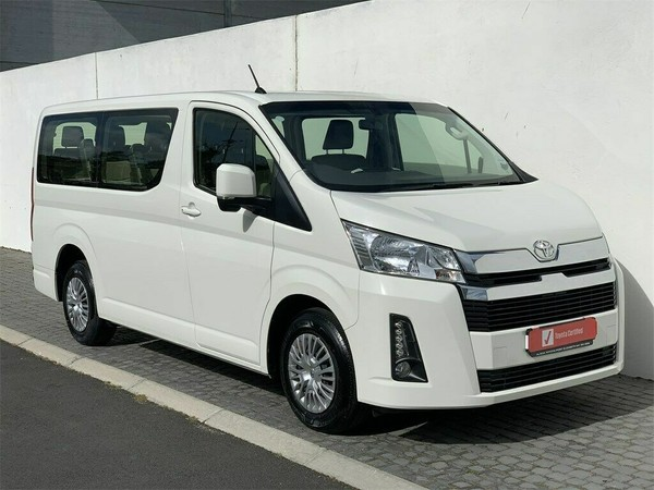 2019 Toyota Quantum 2.8 GL 11 Seat Western Cape Table View_0