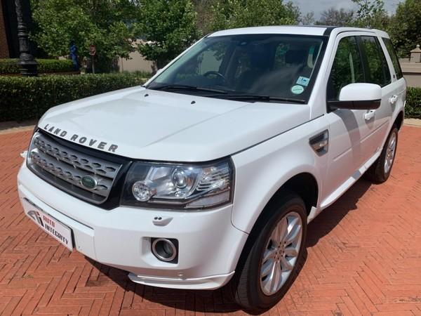 2014 Land Rover Freelander Ii 2.2 Td4 Se  Gauteng Pretoria_0