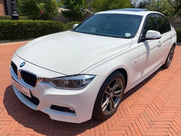 2018 BMW 3 Series 320i M Sport Auto Gauteng Pretoria_0